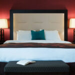 Hotel Zero Degrees Bedroom Stamford of Clearview Investment