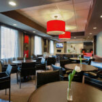 Hotel Zero Degrees Lobby Stamford of Clearview Investment