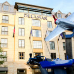Delamar West Hartford Exterior of Clearview Investment