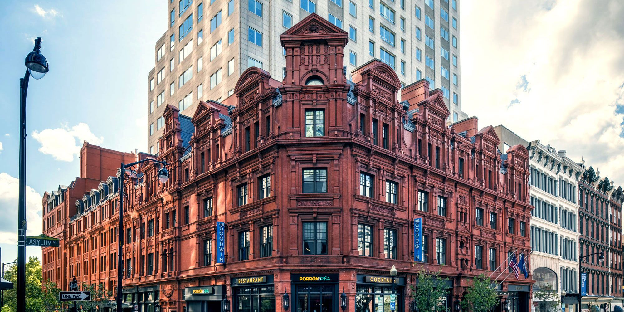 The Goodwin Hotel of Clearview Investment Management
